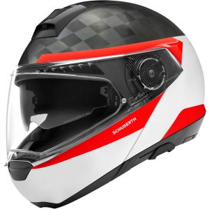 Schuberth C4 Pro Carbon - Delta White - SALE