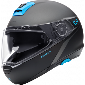 Schuberth C4 - Resonance Grey - £290 Off!