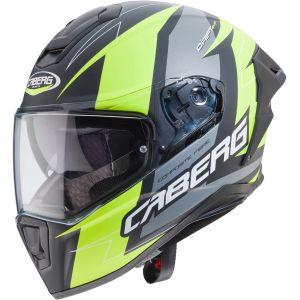 Caberg Drift Evo - Speedstar Matt Anthracite/Yellow
