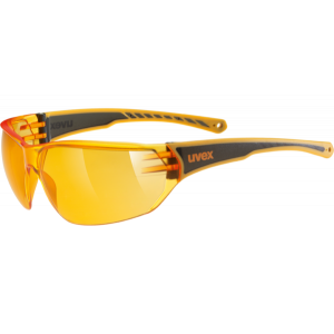 Uvex Sportstyle 204 Sunglasses - Orange - 3112