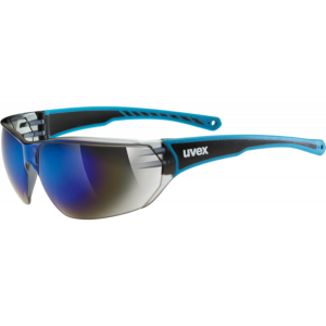 Uvex Sportstyle 204 Sunglasses - Blue - 4416
