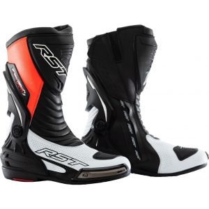 RST Tractech Evo 3 Boots - Fluo Red