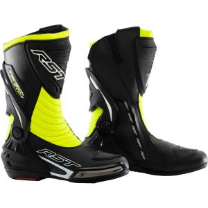 RST Tractech Evo 3 Boots - Fluo Yellow