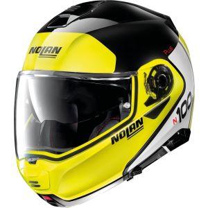 Nolan N100-5 - Consistency - LED Yellow 026