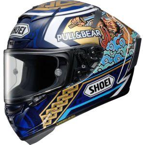 Shoei X-Spirit 3 - Marc Marquez Motegi 3 TC2