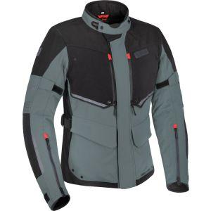 Oxford Mondial Advanced Textile Jacket - Grey