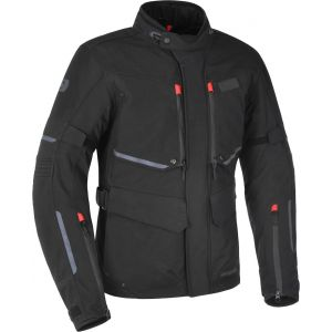 Oxford Mondial Advanced Textile Jacket - Black