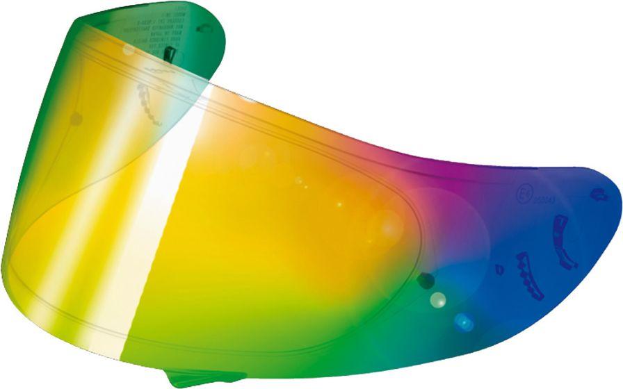 Shoei Visor - CW-1 - Spectra Rainbow