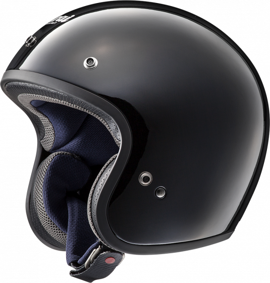 Arai Freeway Classic - Gloss Black & FREE Helmet Bag!