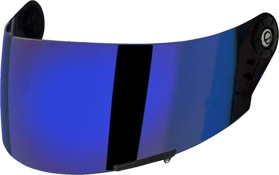 Schuberth Visor - SR1 - Blue Mirror
