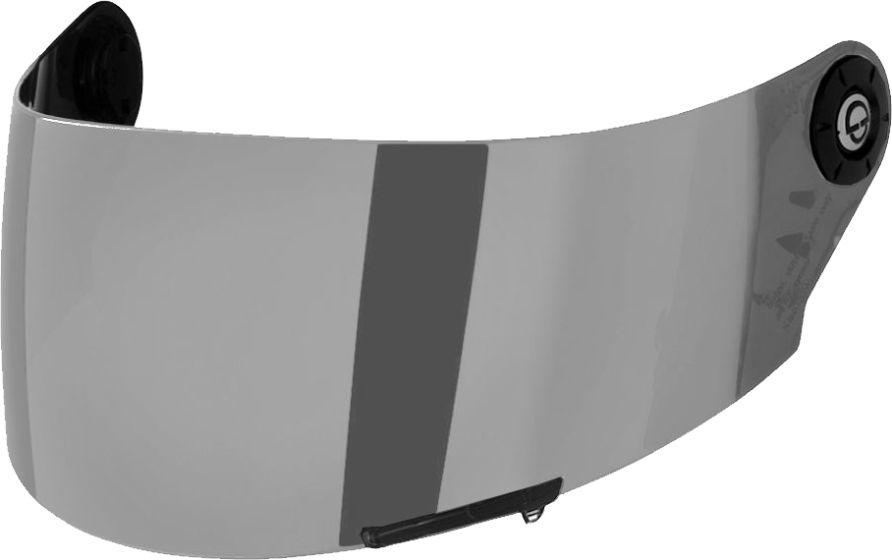 Schuberth Visor - SR1 - Silver Mirror