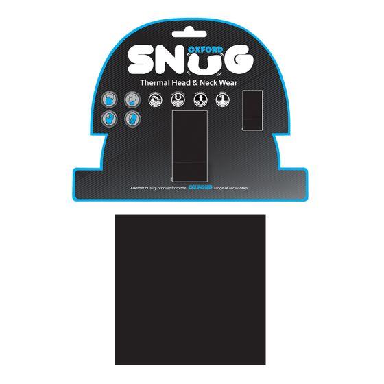 Oxford Snug - Black - NW600