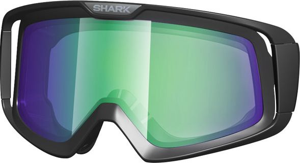 Shark Goggle Lens - Green Iridium