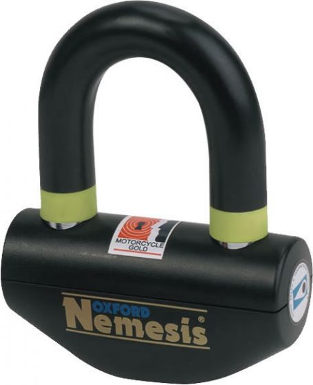 Oxford Disc Lock - Nemesis