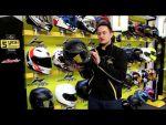 SCORPION EXO-510 motorcycle helmet (Full HD)