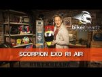 The incredible New Race Lid from Scorpion - EXO R1 Air
