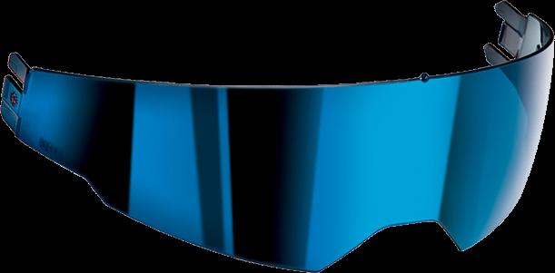AGV Inner Sun Visor - Blue Iridium