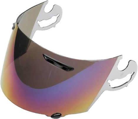 Arai Visor - I Type - Purple Mirror