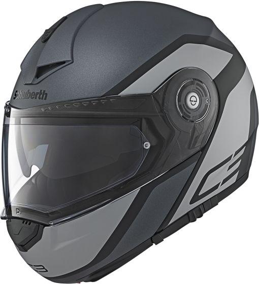 Schuberth C3 Pro - Observer Grey