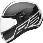 Schuberth R2 Traction White - Save £240! + FREE Visor