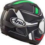 Arai QV - Diverge Green Frost - SALE