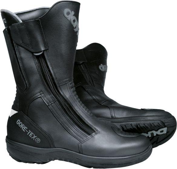 Daytona Road Star WIDE GTX Boots - Black
