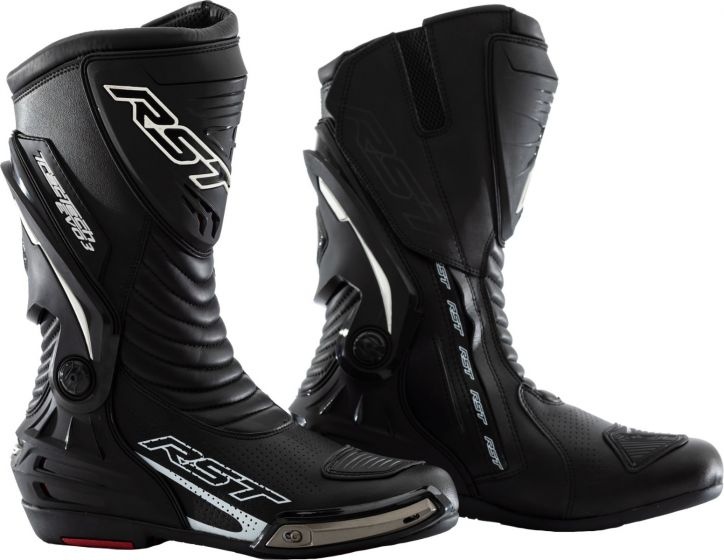 RST Tractech Evo 3 Boots - Black