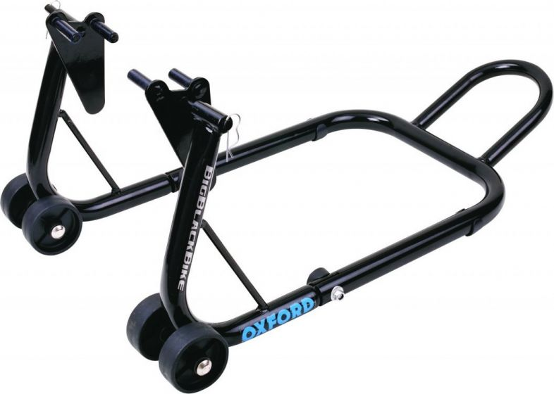 Oxford Big Black Bike Stand - Front