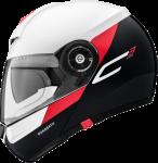 Schuberth C3 Pro - Gravity Red