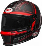 Bell Eliminator - Hart Luck Black/Red/White