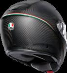 AGV Sport Modular - Tricolore - Matt Carbon/Italy