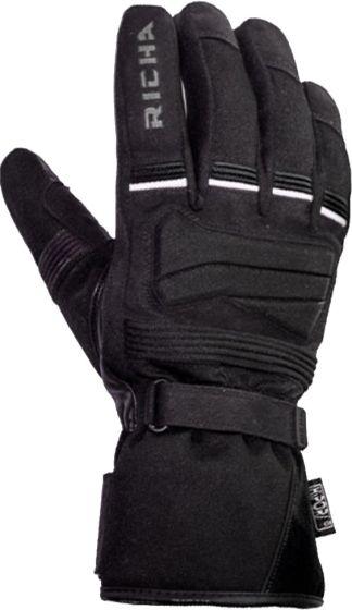 Richa Peak WP Gloves - Black