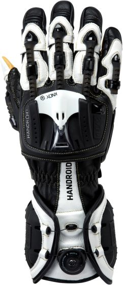 Knox Gloves - Handroid MKIII - Black/White