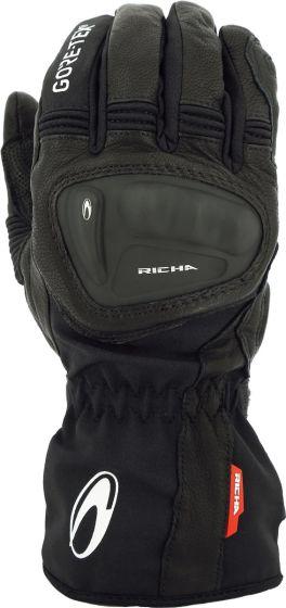 Richa Hurricane GTX Gloves - Black
