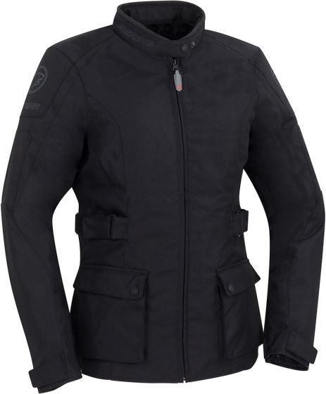 Bering April Ladies Textile Jacket - Black