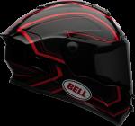Bell Star - Pace Black/Red - SALE + Visor Offer