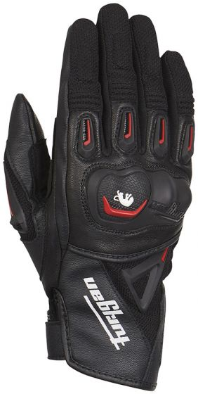 Furygan Volt Gloves - Black/Red