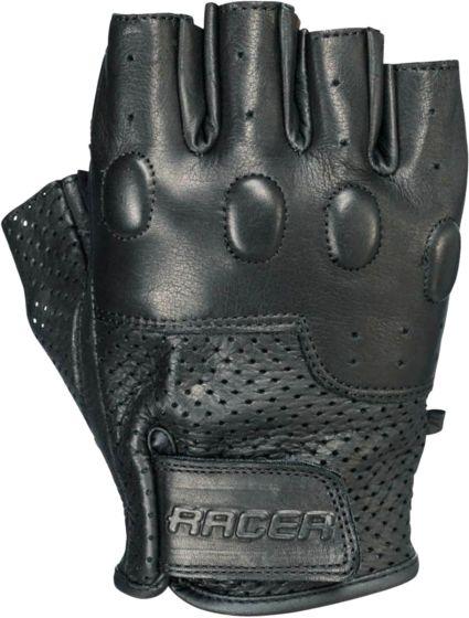 Racer Bubble Gloves - Black