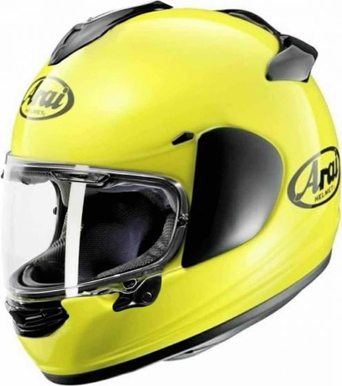 Arai Chaser-X - Fluo Yellow & Choice of Gift!