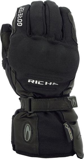 Richa Ice Polar GTX Gloves - Black
