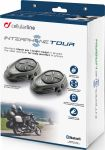 Interphone Tour Bluetooth - Twin Pack