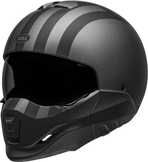 Bell Broozer - Free Ride Matt Grey/Black