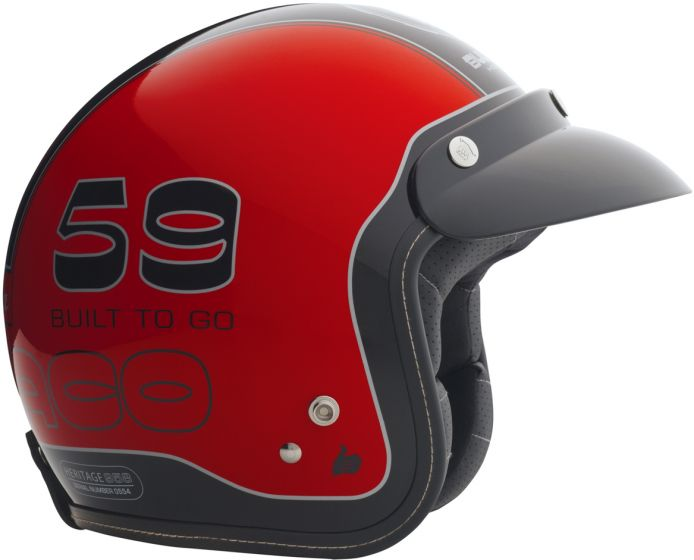 Bultaco Tralla Heritage - Red - XS & XL Only!