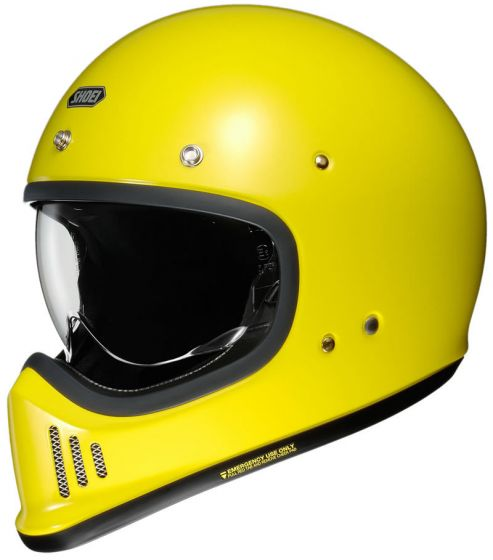 Shoei Ex-Zero - Brilliant Yellow