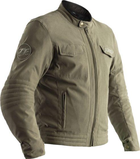 RST IOM TT Crosby Textile Jacket - Sage