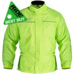 Oxford Rainseal Over Jacket - Fluo