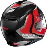 Nolan N100-5 - Hilltop Black/Red 050