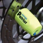 Oxford Disc Lock - Patriot