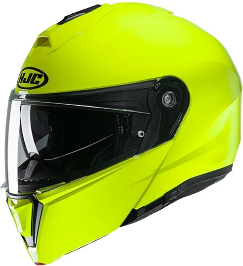 HJC I90 - Fluo Yellow