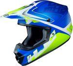 HJC CS-MX II - Ellusion Blue
